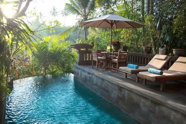 Bidadari Private Villa Bali